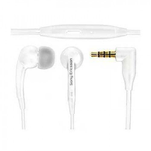 Sony Ericsson Headset MH650 Stereo white (χωρίς συσκευασία)