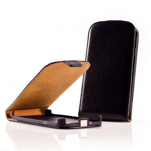 ΘΗΚΗ FLIP ΓΙΑ ΤΟ HTC ONE M7 black