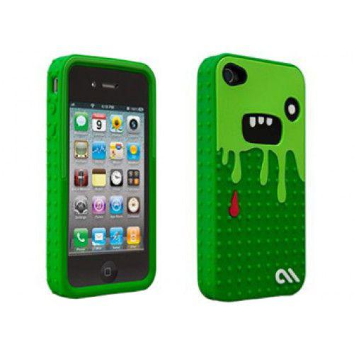 Case-mate Monsta case for iPhone 4 / 4S Green