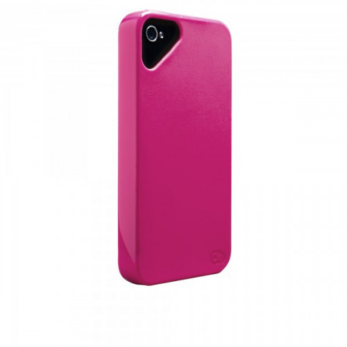 Olo Nimbus Solid Cases for Apple iPhone 4/4s in Pink