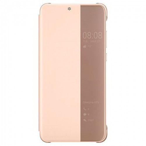Huawei Original Smart View Flip Cover P20 Pro pink 51992366