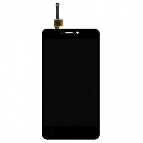Οθόνη LCD με Μηχανισμό Αφής για Xiaomi Redmi 4A μαύρη