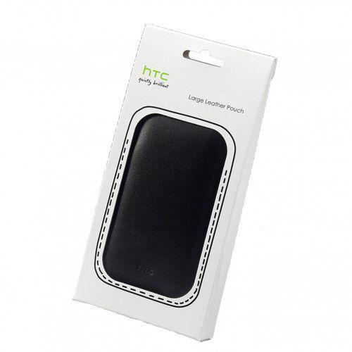 Θήκη Htc PO S550 Leather Pouch για EVO 3D , HTC HD2, DESIRE HD
