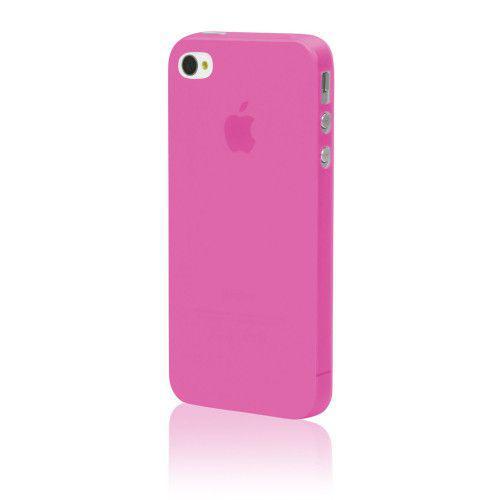 Θήκη TPU Ultra Slim για iPhone 4/4s ροζ χρώματος