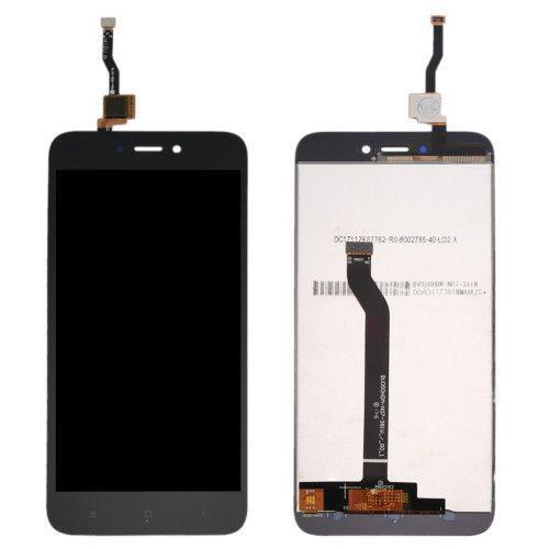 Οθόνη LCD με Μηχανισμό Αφής για Xiaomi Redmi 5A μαύρη