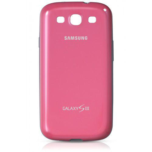 Samsung EFC-1G6BPEC Protective Cover+ for Samsung Galaxy S3 i9300 - Pink