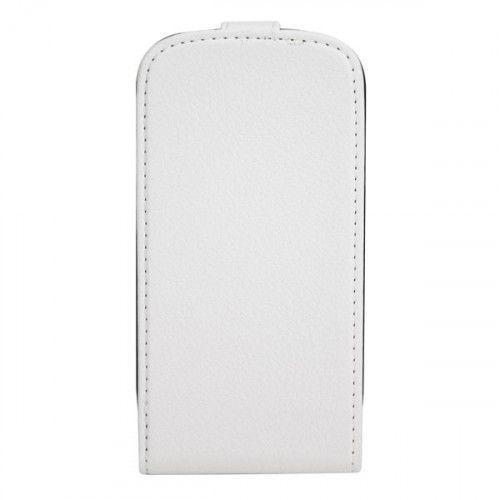 Θήκη Xqisit Flipcover για Samsung Galaxy S3 Mini i8190 White