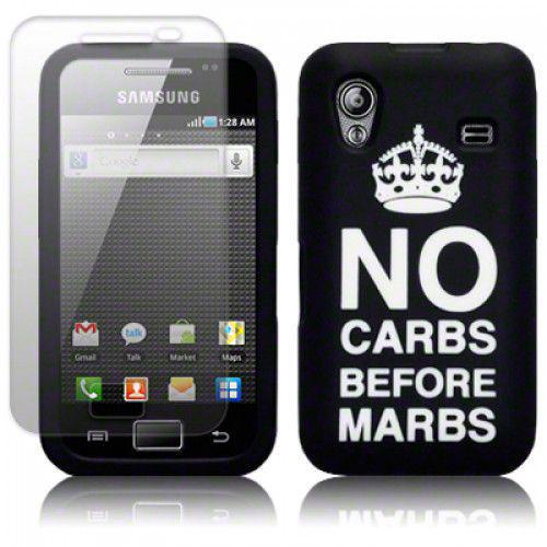 Θήκη Σιλικόνης για Samsung Galaxy Ace S5830 no carbs