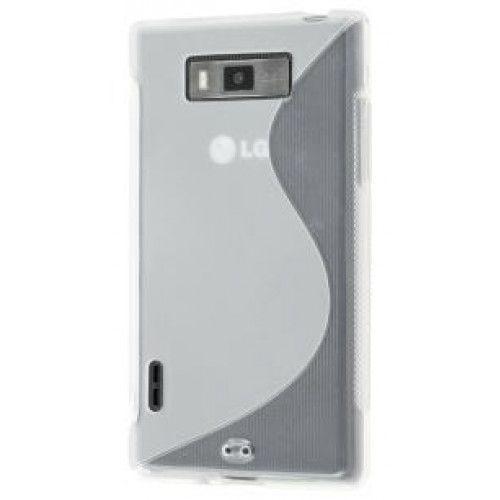Θήκη TPU για LG Optimus L7 P700 / P705 Διάφανη