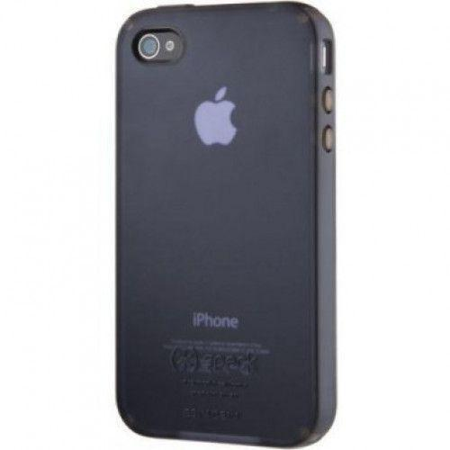 Speck SeeThru Satin Soft-Touch Hard Shell Case for iPhone 4 /4s