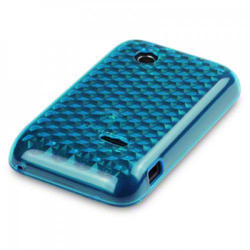 Θήκη TPU Gel για Sony Xperia Tipo Blue