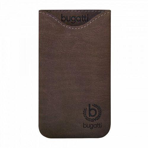 Θήκη Bugatti Skinny Umber Size M (Nokia 500,Lumia 800,Xperia Neo,Xperia Ray,Samung Galaxy W i8150,iPhone 3GS-4S,LG HUB E510)