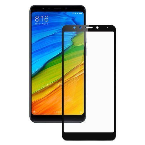 Tempered Glass Πλήρους Κάλυψης 5D για Xiaomi Redmi Note 5 black ( glue on all glass )