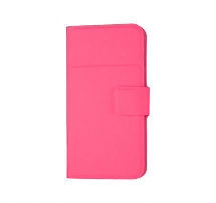 """Θήκη Smart Universal Top για Smartphones 4,2-4,8"""" ροζ χρώματος"""