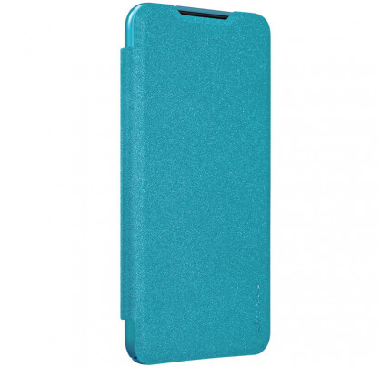 Θήκη Nillkin Sparkle Folio για Xiaomi Redmi Note 7 blue
