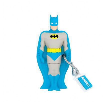 USB Flash Pendrive 8GB EMTEC A106 Batman