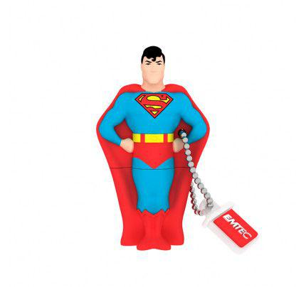 USB Flash Pendrive 8GB EMTEC A106 Superman