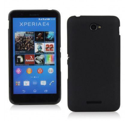 Θήκη TPU για Sony Xperia E4 black
