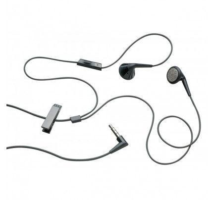 Blackberry Sleek Stereo Headset 3.5mm Black original συσκευασία  ACC-24529-201