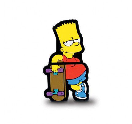 USB Flash Pendrive 8GB Integral Bart Simpson