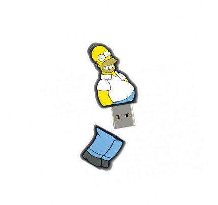 USB Flash Pendrive 8GB Integral Homer Simpson