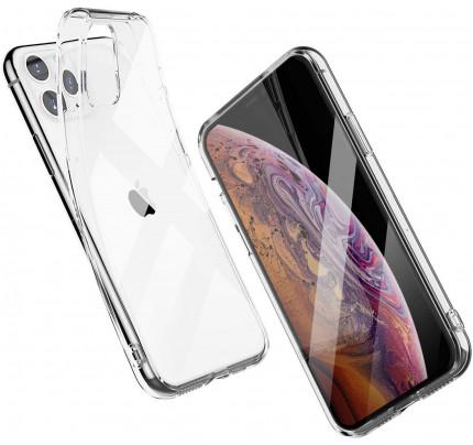 Θήκη OEM TPU Slim για iPhone 11 Pro Max διάφανη