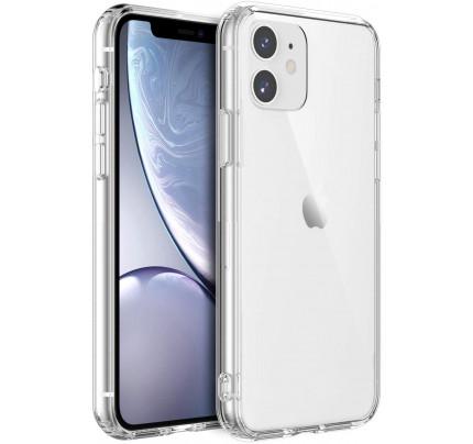 Θήκη OEM TPU Slim για iPhone 11 διάφανη