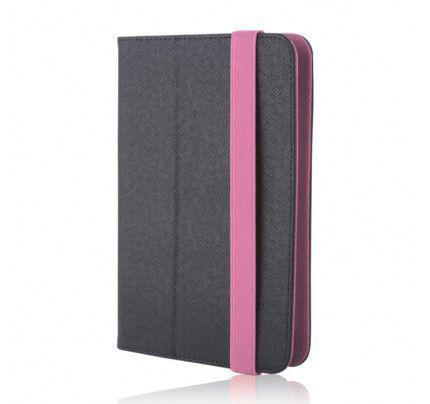 Θήκη Universal Orbi για Tablet 7-8 ιντσών μαύρο -ροζ