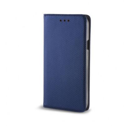 Θήκη OEM Smart Magnet για Samsung Galaxy J6 J600 μπλε χρώματος (stand ,θήκη για κάρτα )