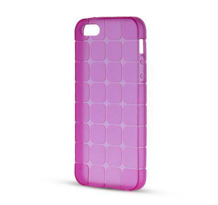 Θήκη TPU Cube για iPhone 4/4S ροζ χρώματος