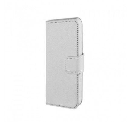 Θήκη Xqisit Slim Wallet για iPhone 4 / 4s White