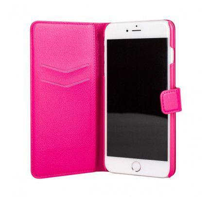 Θήκη Xqisit Slim Wallet για iPhone 6 Plus Pink