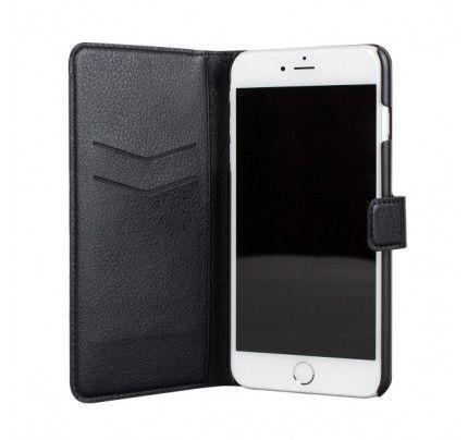Θήκη Xqisit Slim Wallet για iPhone 6 Plus Black