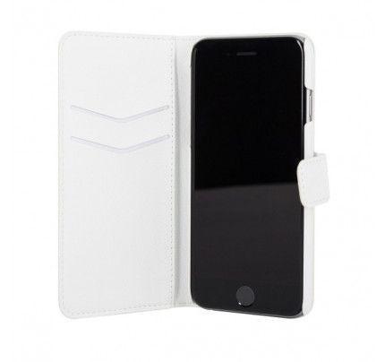 Θήκη Xqisit Slim Wallet για iPhone 6 Plus White