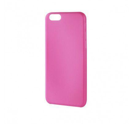 Θήκη Xqisit iPlate Ultra Thin για iPhone 6 pink
