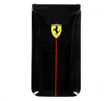 Εξωτερική Μπαταρία Ferrari 2xUSB 2500Mah Glossy Black