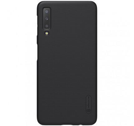 Θήκη Nillkin Super Frosted Shield για Samsung Galaxy A7 2018 A750 black