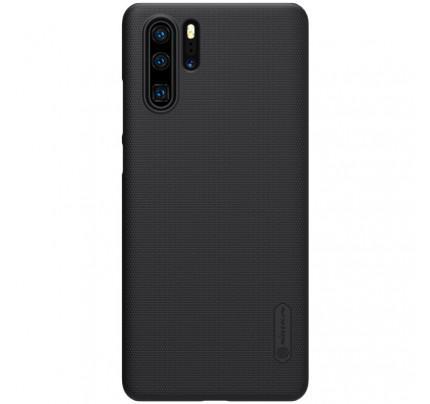 Θήκη Nillkin Super Frosted Shield για Huawei P30 Pro μαύρου χρώματος