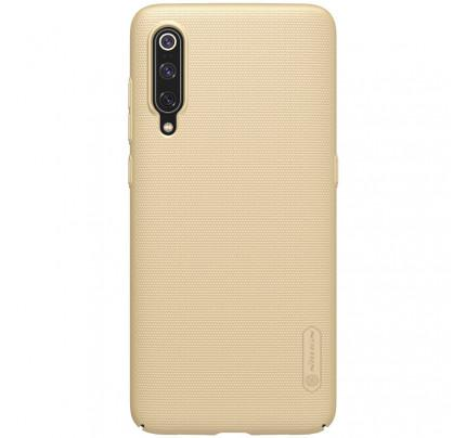 Θήκη Nillkin Super Frosted Shield για Xiaomi Mi9 gold