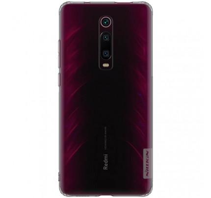 Θήκη Nillkin Nature TPU για Xiaomi Mi 9T grey