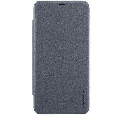 Θήκη Nillkin Sparkle Folio για Xiaomi Pocophone F1 grey