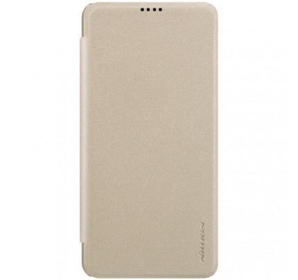 Θήκη Nillkin Sparkle Folio για Xiaomi Mi 8 Lite gold