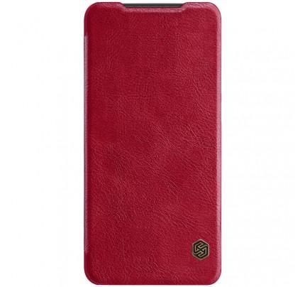 Θήκη Nillkin Qin Book για Xiaomi Mi9 / Xiaomi Mi 9 κόκκινου χρώματος (Δερμάτινη)