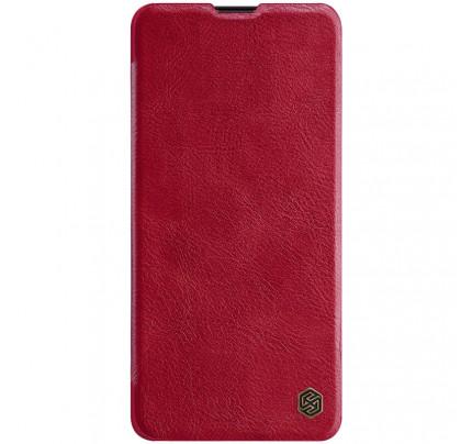 Θήκη Nillkin Qin Book για Xiaomi Mi 9T / Mi 9T PRO κόκκινου χρώματος (Δερμάτινη)