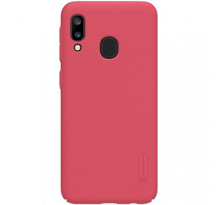 Θήκη Nillkin Super Frosted Back Cover for Samsung Galaxy A20e red