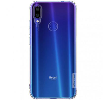 Nillkin Nature TPU για Xiaomi Redmi Note 7 transparent