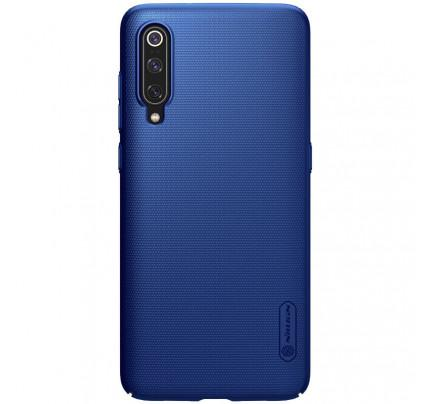 Θήκη Nillkin Super Frosted Shield για Xiaomi Mi9 blue