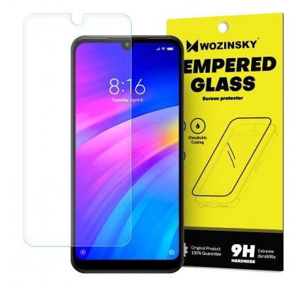 Wozinsky Tempered Glass 9H Screen Protector for Xiaomi Redmi 7