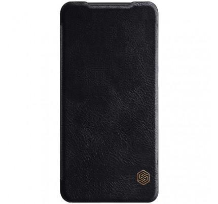 Θήκη Nillkin Qin Book για Xiaomi Mi9 / Xiaomi Mi 9 μαύρου χρώματος (Δερμάτινη)