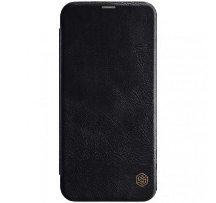Θήκη Nillkin Qin Leather Book για Samsung Galaxy J4 Plus J415 black